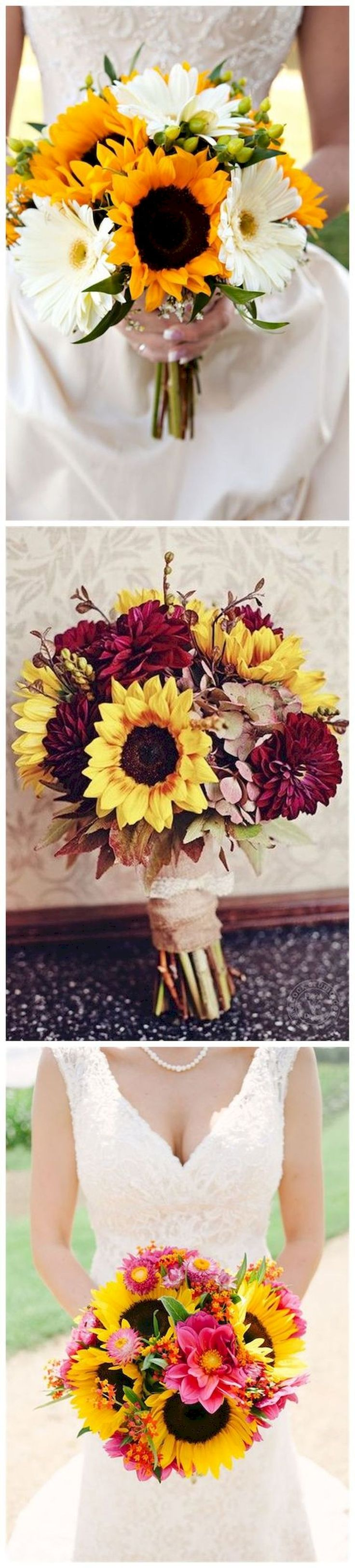 Nice 101+ Country Rustic Sunflower Wedding Theme Ideas https://bitecloth.com/2017/07/18/101-country-rustic-sunflower-wedding-theme-ideas/