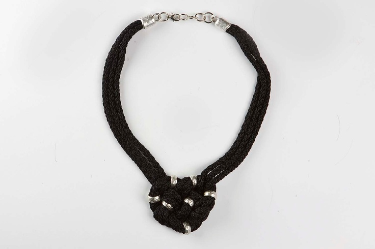 Necklace Cruising - Black