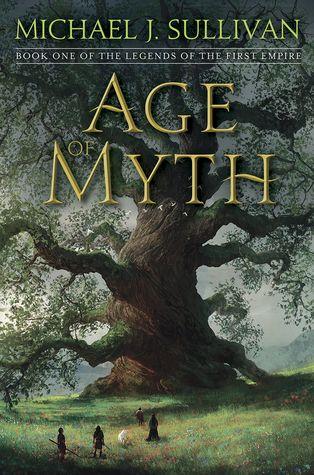 Michael j sullivan age of myth book 2