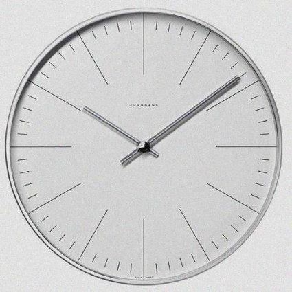 [ユンハンス]Junghans 壁時計 マックスビル 367/6049.00 [並行輸入品]
