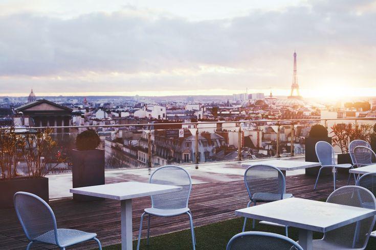 Toutes nos idées de sorties pour profiter des beaux jours à Paris. En espérant toutefois que Météo France soit de la partie.