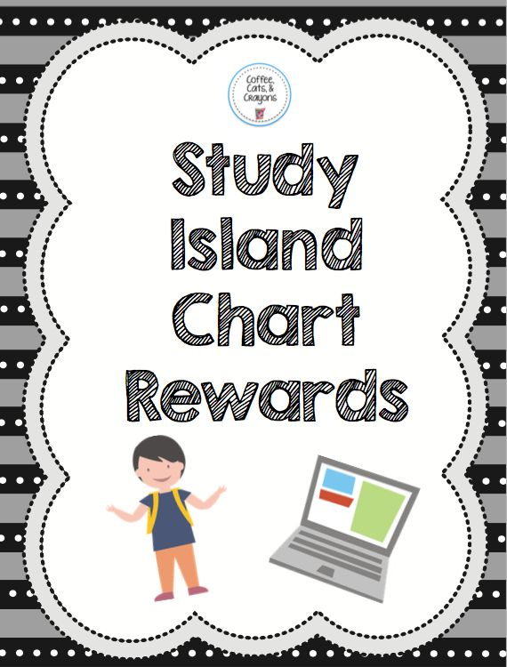I use Study Island in my classroom every day during Guided Reading stations! I love creating a weekly assignment that my students can use to review topics we have already learned. This rewards chart is what I use to motivate my students to get those blue ribbons!