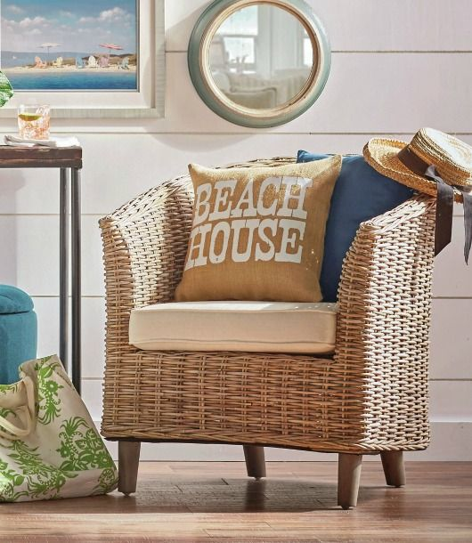 Coastal Wicker Accent Chairs... on Sale... http://www.completely-coastal.com/p/coastal-sale-island.html