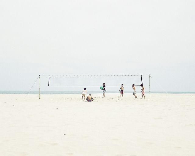 Beach volleyball | Flickr - Photo Sharing!