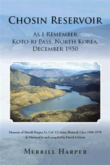 Much has been documented about US soldiers' involvement in the Korean War. In this memoir, one officer details the little-known events of the battle of the Koto-ri Pass in North Korea in 1950. Chosin Reservoir narrates the role of the First Platoon, Battery A, Fiftieth AAA Battalion, X Corps, US Army, in facilitating the withdrawal of the First Marine Division from the Chosin Reservoir.