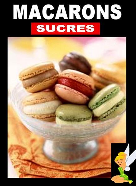 MACARONS/salé/sucré