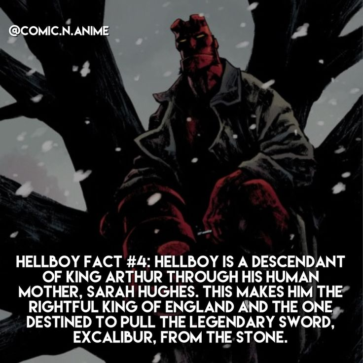 Pin on Hellboy