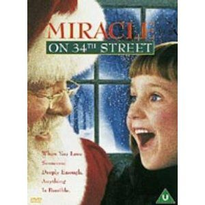 Miracle On 34th Street [DVD] [1994]: Amazon.co.uk: Richard Attenborough, Elizabeth Perkins, Dylan McDermott, J.T. Walsh, James Remar, Jane Leeves, Simon Jones, William Windom, Mara Wilson, Robert Prosky, Kathrine Narducci, Mary McCormack, Julio Macat, Les Mayfield, Bill Ryan, John Hughes, William S. Beasley, George Seaton, Valentine Davies: Film & TV