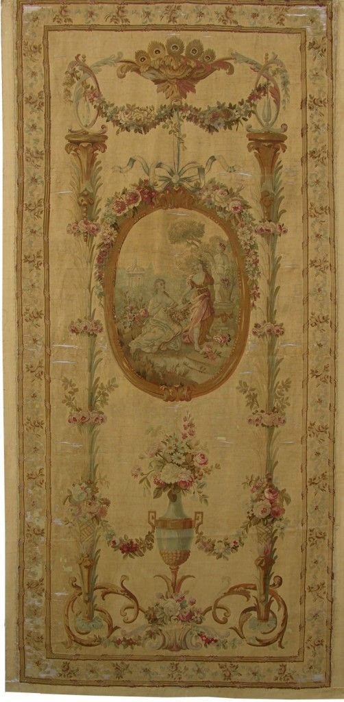 17 Best Images About Aubusson Needlepoint Pillows Rugs