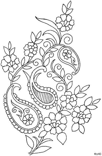 Sarika Agarwal Textile Pattern