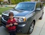 2012 Honda Pilot Review: Kids, Carseats & Safety