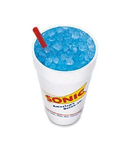 Copycat Sonic Ocean Water recipe - this is Avery's new favorite sonic drink!