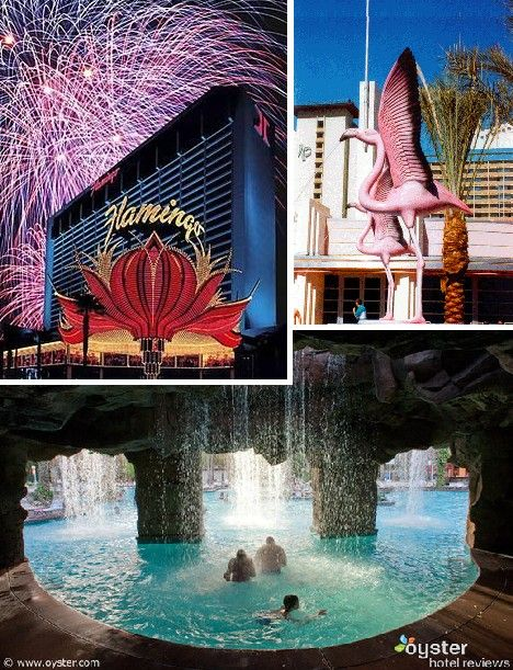 From Last Resort To Desert Oasis Las Vegas Host Of Hotels Have Helped Make