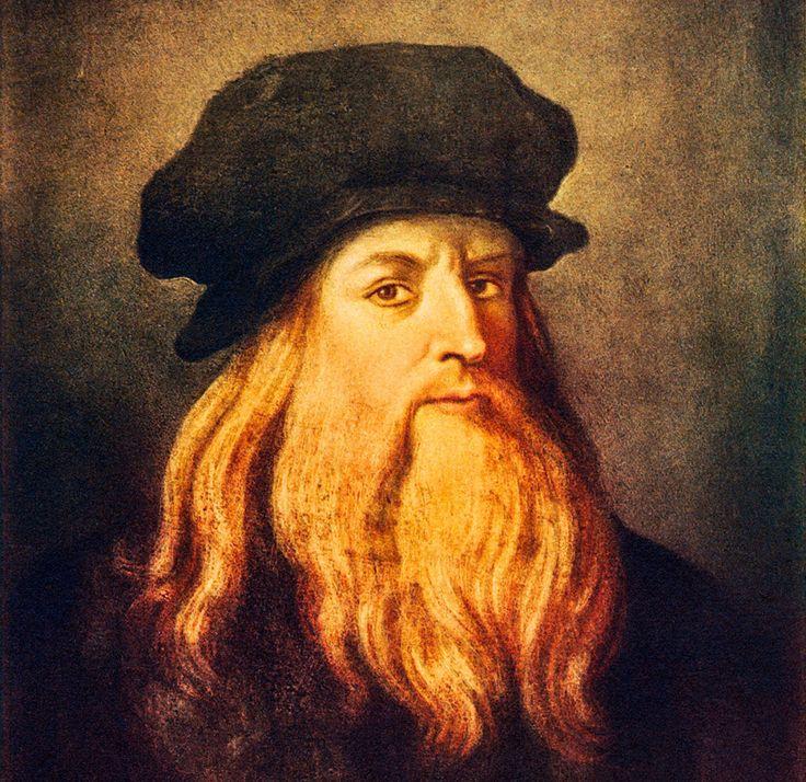 Гениальные изобретения и загадки Леонардо да Винчи. Обсуждение на LiveInternet - Российский Сервис Онлайн-Дневников