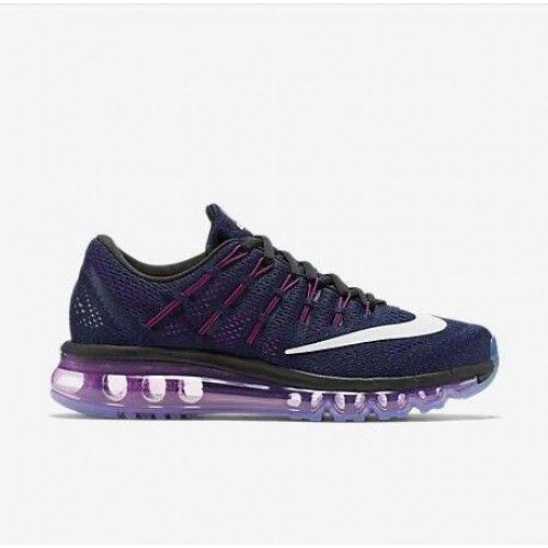 Köpa Köpa Nike Air Max 2016 Dam Lila Löparskor Online SE