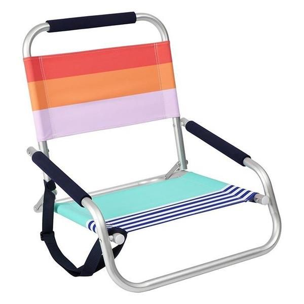 Sunnylife Beach Seat Catalina On Garmentory Beach Chairs Folding Beach Chair Beach Accessories