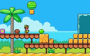 "platformerpower:  Leilani's Island System: TBA Status: In Development Release: TBA Developer: Ishisoft Website: forums.tigsource.com Description: ""Probably a good way to describe it is a cross between Mario, Wario Land, and Donkey Kong."""