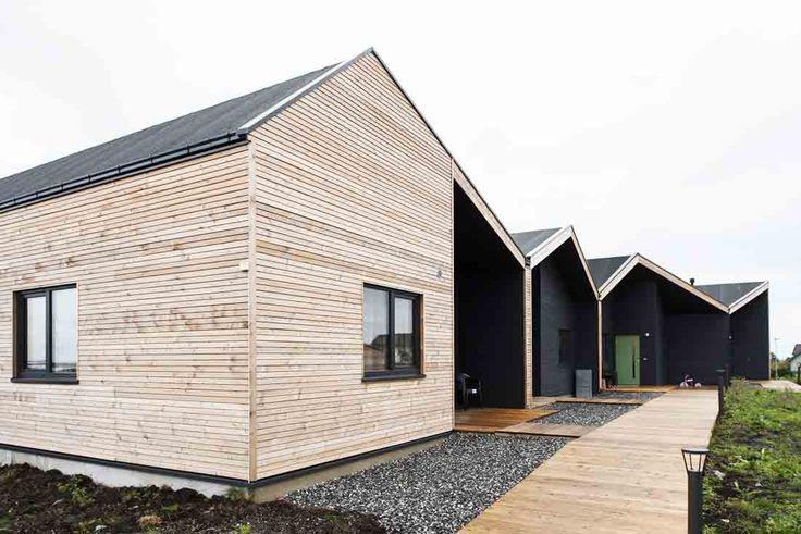 Driv Arkitekter | Boliger Træna