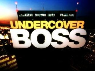 Undercover Boss is my favorite Tv show Fridays 8:00pm MUST SEE TV!!