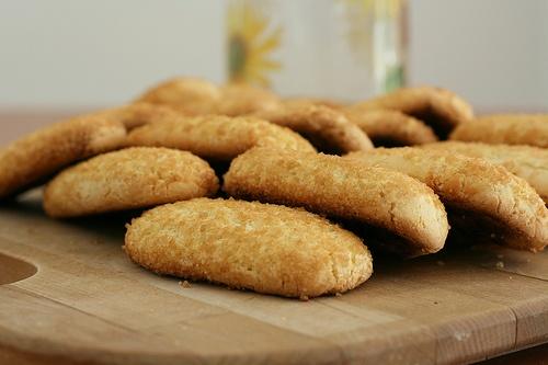 biscotti rustici A.... non piaciuti sanno troppo di ammoniaca