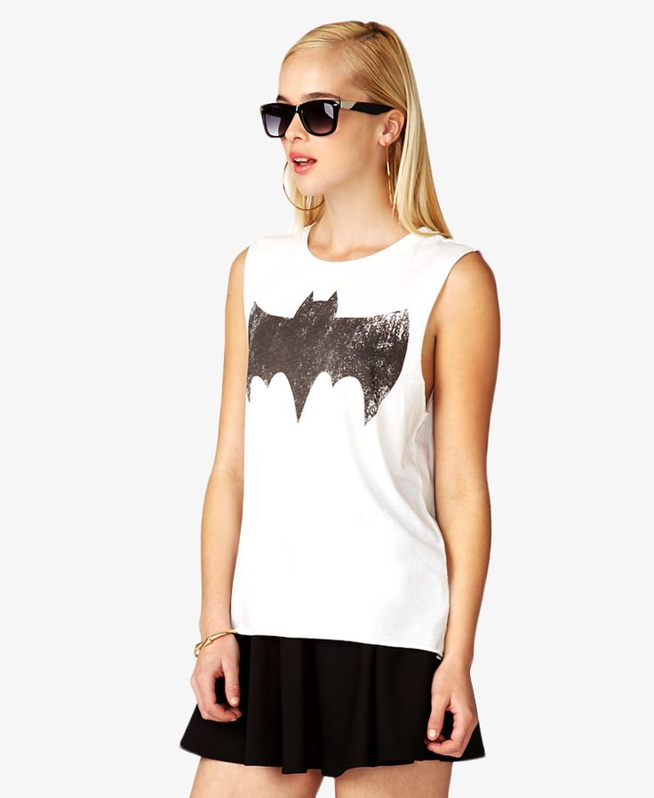 Batman Muscle Tee Outfit | Spuddy Buddies