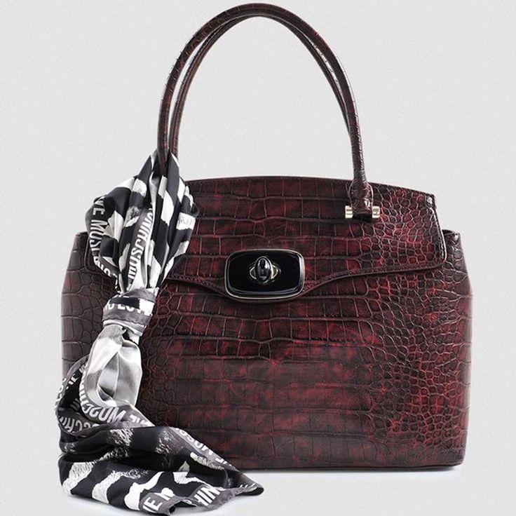 http://vogmoda.com/en/love-moschino-bags-wallets/266-handbag-with-a-big-scarf-love-moschino-crocco-brown-jc42070.html