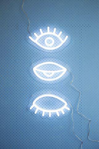 neon | eyes
