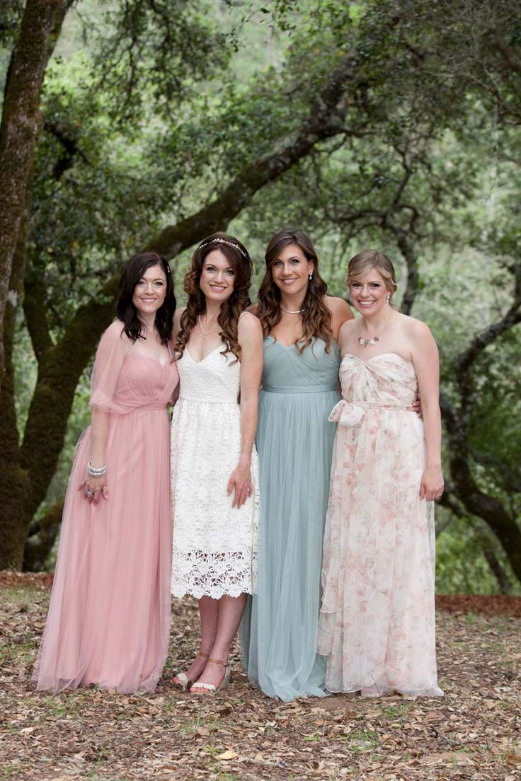 214 best bridesmaid dresses images on pinterest wedding blog farmstead at long meadow ranch wedding julie mikos photography reverie gallery wedding blog ombrellifo Images
