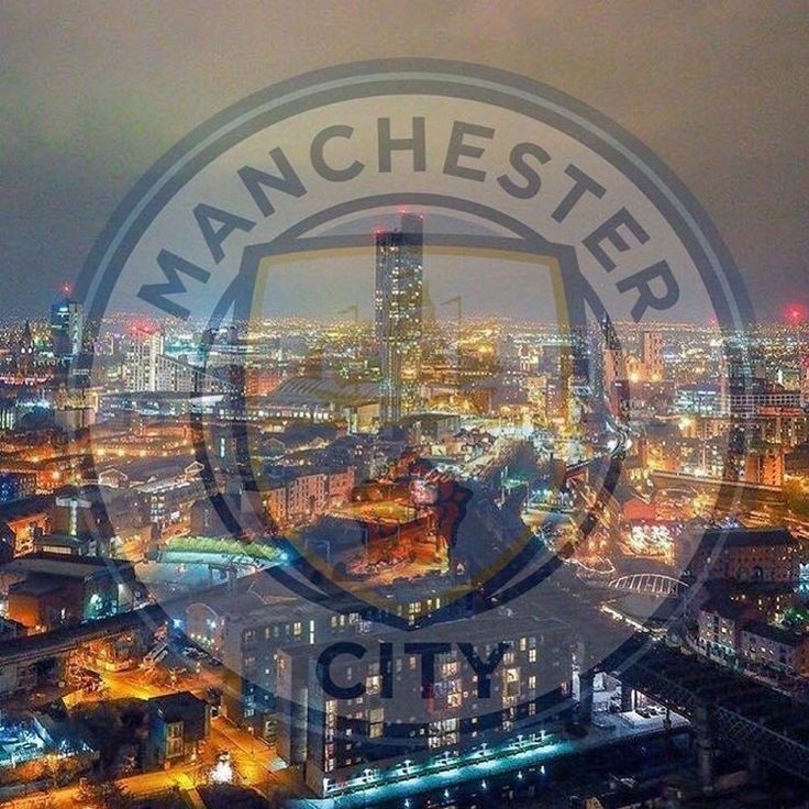"""308 Likes, 1 Comments - cfbcity (on instagram cfmcfc) (@cfmcfc) on Instagram: """"Manchester at night, England  Home of Manchester City Football Club  #manchestercity…"""""""