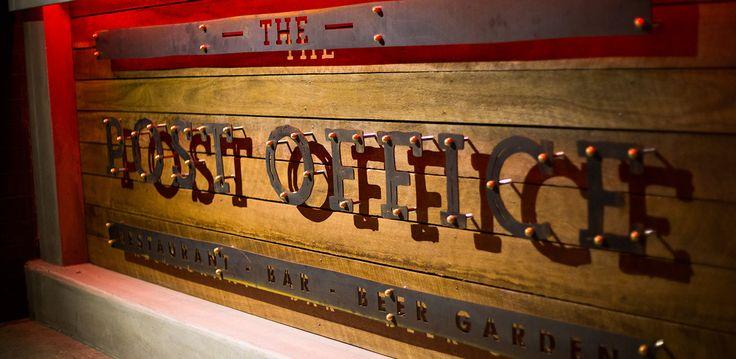 MAROOCHYDORE - The Post Office.  Beer Garden