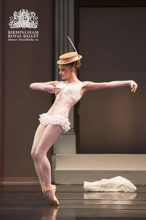 Karla Doorbar. Birmingham Royal Ballet  ♥ Wonderful! www.thewonderfulworldofdance.com #ballet #dance