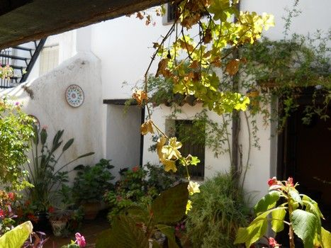 Spanish Patio House For Sale Jimena Near Sotogrande And Gibraltar Cadiz  Spain.