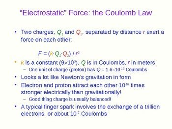 Introduction to Electricity and Simple Circuits - Physics Quick Review and Presentation #physics #science #education #electricity #coulomb #school #college #teacher #teaching #studyaid #powerpoint #MCAT #student #classrooms #scienceeducation