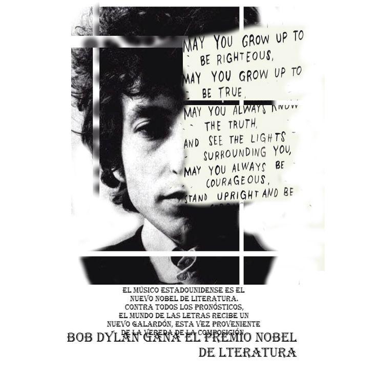 Bob Dylan- Premio Nobel de Literatura