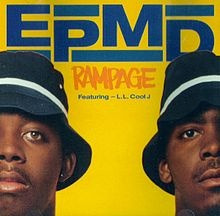 Eric & Parrish - (EPMD) - The Dynamic Duo The Green Eyed Bandit - Eric Sermon