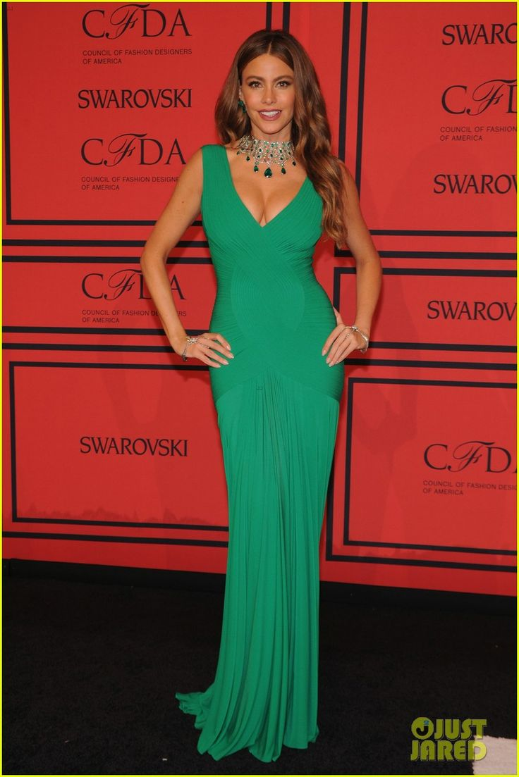 Sofia Vergara - CFDA Fashion Awards 2013