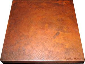 #handmade #copper #table-top