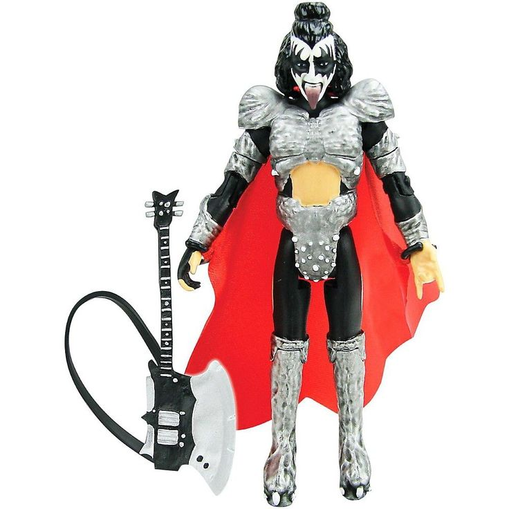 KISS Dynasty The Demon 3 3/4-Inch Action Figure Series 2