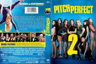 JAQUETTES DVD: jaquette dvd Pitch Perfect 2 (2015)
