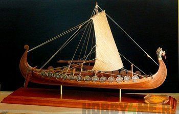 AM1406-01 Viking Ship (Корабль викингов)