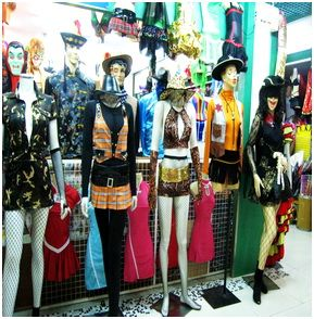 where to buy cheap traditional dress in bangkok thailand
