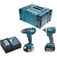 Makita LXT Perceuse A Percussion 18V  Pack Perceuse / Visseuse à choc MAKITA...