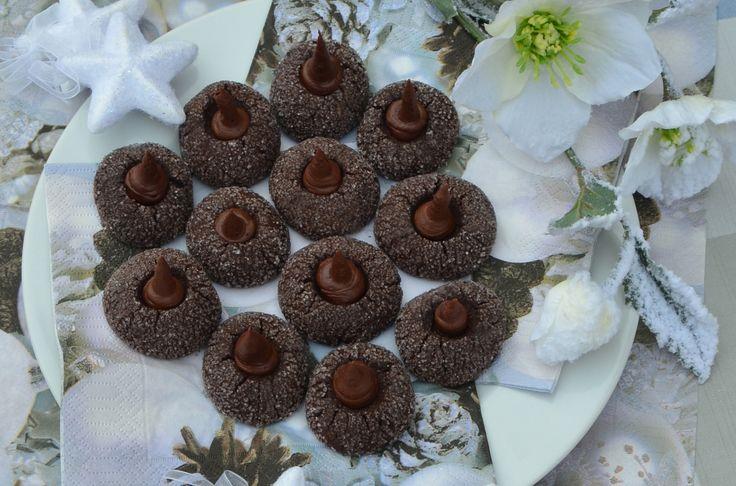Vánoce za dveřmi: Čokoládové máslové kopečky snadno a rychle