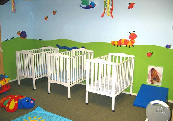 Infant daycare ideas infant daycare decorating ideas Dacare room designs