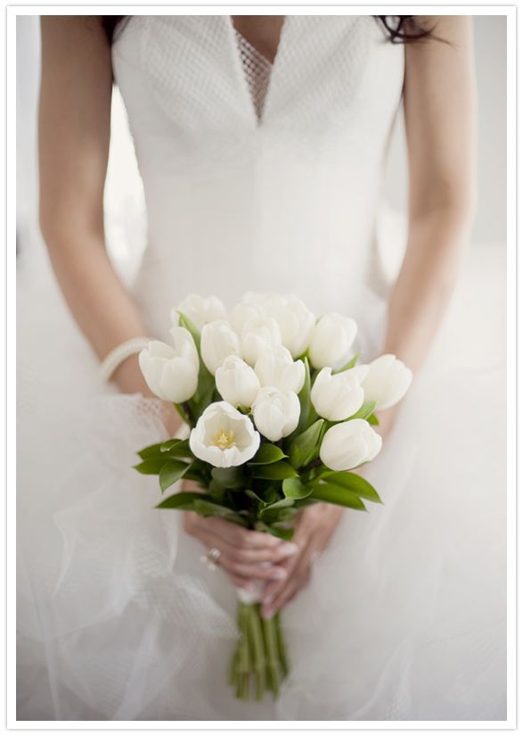 Best 25 Tulip Bouquet Wedding Ideas On Pinterest
