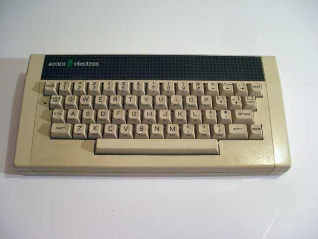 Acorn computer http://flashbackgames.co.uk/shop/Item.asp?Title=Acorn_Electron_Computer_Unboxed=1181