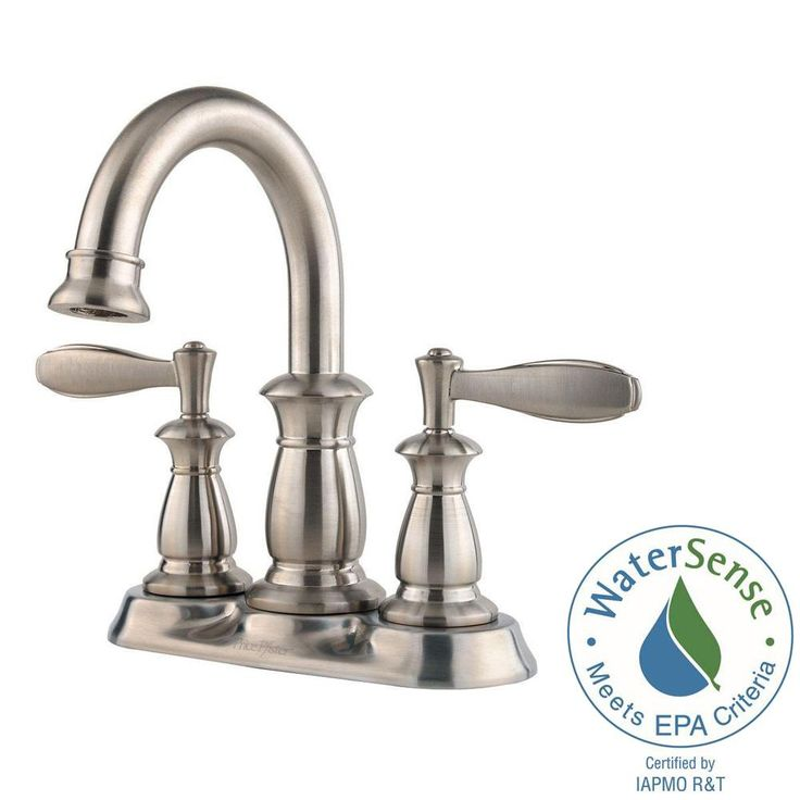 229 best Grifería Pfister images on Pinterest | Bathroom basin taps ...