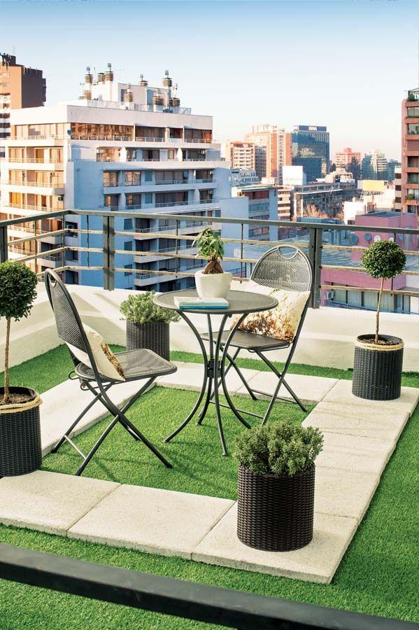 El rincón más acogedor de tu hogar, lleno de vida y con la mejor vista. #airelibre #terrazas #balcones #easytienda #tiendaeasy #Terrazas2015 #Easy