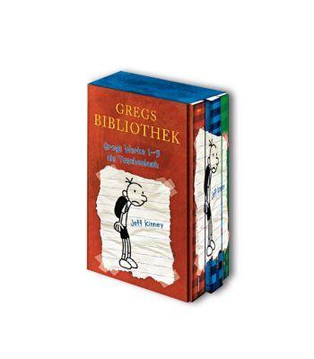 Ab sofort gibt's Gregs Abenteuer auch im Schuber (Bände 1-3): Mit einem Tagebuch fing alles an ... Und das, obwohl Tagebücher doch eigentlich nur was für Mädchen sind! Oder etwa doch nicht?