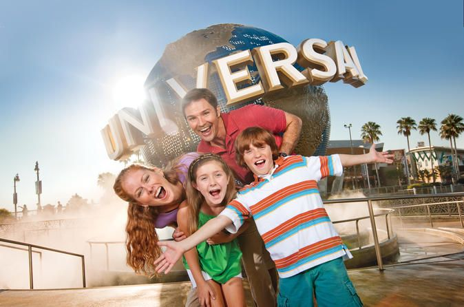 Universal Orlando Tickets - Latin America Residents Buy in advance and save! Universal Orlando® Resort lets you create the Ticket that's just right for you and your family. Buy as many days as you like, then add park to-park access for the utmost in flexibility. It's all up to U!This product is available for customers residing in Latin America onlyUniversal Orlando ResortWith two amazing theme parks – Universal Studios Florida® and Universal's Islands of A...